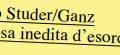 Premio Studer/Ganz per prosa inedita d'esordio - GCE